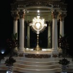 Blessed Sacrament Altar