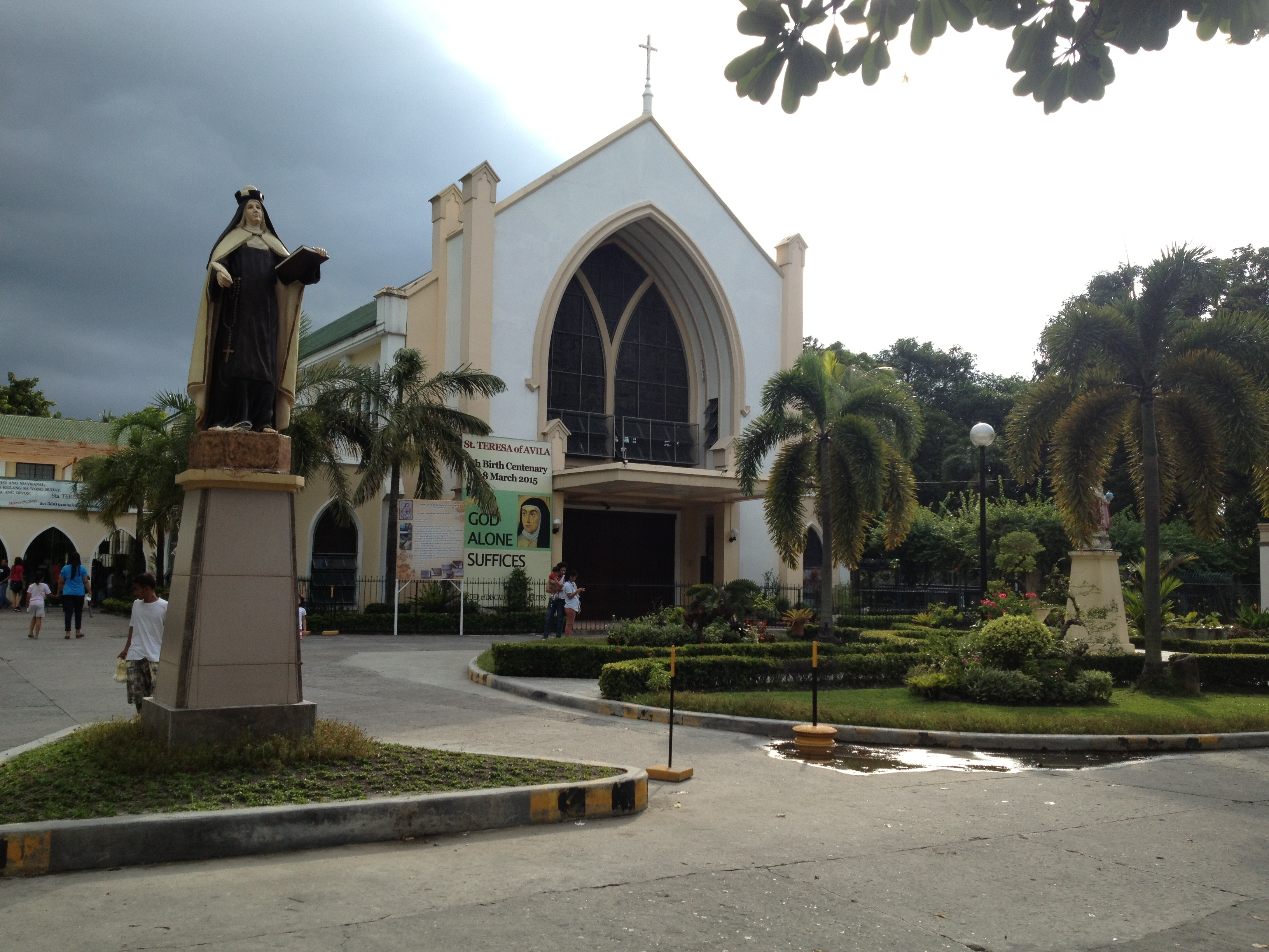 Carmelite Monastery and Church